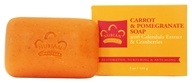 Nubian Heritage - Bar Soap Carrot & Pomegranate - 5 oz. - $2.88
