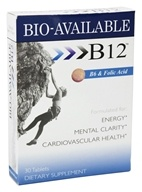 Heaven Sent - Sublingual B12 Vitamin Supplement - 30 Tablets, from category: Vitamins & Minerals