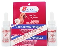 Sublingual B Total - Liquid Energy Twin Pack (2 x 1 oz. Bottles) - 2 oz. (021659000111)