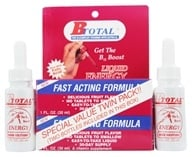 Sublingual B Total - Liquid Energy Twin Pack (2 x 1 oz. Bottles) - 2 oz.
