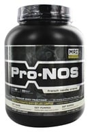 MRI: Medical Research Institute - Pro-Nos Multi-Fractionated Whey Isolate Complex French Vanilla Creme - 3 lbs., from category: Sports Nutrition
