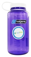 Image of Nalgene - Everyday Tritan BPA Free Widemouth Water Bottle Just Purple - 32 oz.