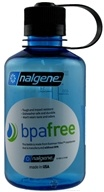 Image of Nalgene - Everyday Tritan BPA Free Narrowmouth Water Bottle Slate Blue - 16 oz.