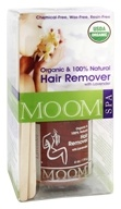 Organic Hair Remover with Lavender for Extra Sensitive Skin Kit