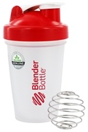 Blender Bottle - Classic Red - 20 oz. By Sundesa - $5.99