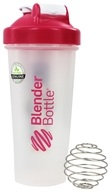 Blender Bottle - Classic Pink - 28 oz. By Sundesa
