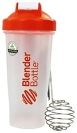 Blender Bottle - Classic Orange - 28 oz. By Sundesa