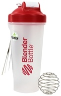Blender Bottle - Classic Red - 28 oz. By Sundesa