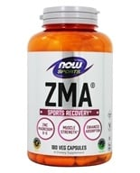 NOW Foods - ZMA Anabolic Sports Recovery - 180 Capsules