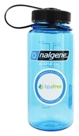 Image of Nalgene - Everyday Tritan BPA Free Widemouth Water Bottle Slate Blue - 16 oz.