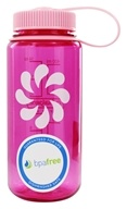 Nalgene - Everyday Tritan BPA Free Widemouth Water Bottle Pretty Pink - 16 oz. (661195782166)