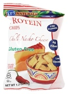 Image of Kay's Naturals - Better Balance Protein Chips Chili Nacho Cheese - 1.2 oz.