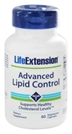 Life Extension - Advanced Lipid Control - 60 Vegetarian Capsules