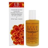 Ecco Bella - Leave-On Invisible Exfoliant and Blemish Remedy For All Skin Types - 2 oz.