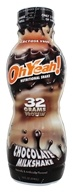 ISS Research - OhYeah RTD Nutritional Shake Chocolate Milkshake - 14 oz.