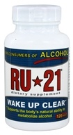 Spirit Sciences - RU-21 Wake Up Clear - 120 Tablets
