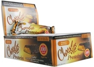 Image of Healthsmart Foods - Chocolite Protein Bar Chocolate Peanut Butter - 1.2 oz.