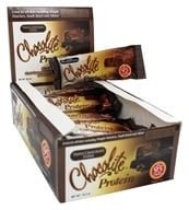Healthsmart Foods - Chocolite Protein Bar Triple Chocolate Fudge - 1.2 oz., from category: Nutritional Bars