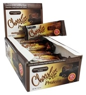 Healthsmart Foods - Chocolite Protein Bar Triple Chocolate Fudge - 1.2 oz. by Healthsmart Foods