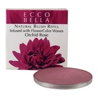 Image of Ecco Bella - FlowerColor Blush Orchid Rose - 0.12 oz.