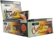 Healthsmart Foods - Chocolite Protein Bar Cookies and Cream - 1.2 oz. by Healthsmart Foods