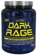 MHP - Dark Rage Next Generation Pre-Workout Formula Punch - 2 lbs., from category: Sports Nutrition