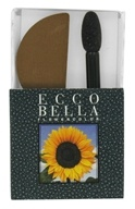 Ecco Bella - FlowerColor Eyeshadow Deep Taupe - 0.05 oz. (036923281103)