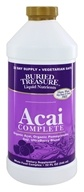 Buried Treasure Products - Acai Complete - 32 fl. oz.