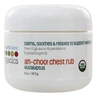 Nature's Baby Organics - Ah-Choo! Chest Rub Eucalyptus - 2 oz., from category: Personal Care