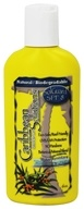 Caribbean Solutions - SolGuarg Natural Biodegradable Sunscreen 8 SPF - 6 oz.