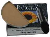 Ecco Bella - FlowerColor Shimmer Dust Warm Sun - 0.05 oz. by Ecco Bella