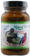 Maca Magic - Express Energy 500 mg. - 100 Tablets, from category: Herbs