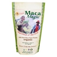100% Organic Pure Maca Root Powder - 2.2 lbs.