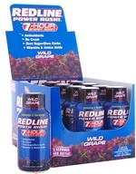 Image of VPX - Redline Power Rush 7-Hour Energy Boost Shot Wild Grape - 2.5 oz.