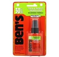 Image of Ben's - 30 Wilderness Formula Deer Tick & Insect Repellent - 1.25 oz.