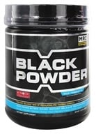 Image of MRI: Medical Research Institute - Black Powder Instant Release Pre Training Formula Blue Raspberry - 1.76 lbs.