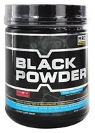 MRI: Medical Research Institute - Black Powder Instant Release Pre Training Formula Blue Raspberry - 1.76 lbs. (633012640102)
