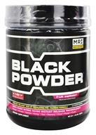 Image of MRI: Medical Research Institute - Black Powder Instant Release Pre Training Formula Fruit Explosion - 1.76 lbs.