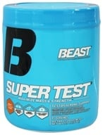 Beast Sports Nutrition - Super Test Powder Iced-T Flavor - 12.7 oz.