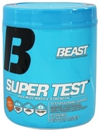Beast Sports Nutrition - Super Test Powder Iced-T Flavor - 12.7 oz. by Beast Sports Nutrition