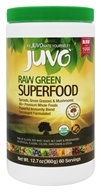 Juvo Inc. - Raw Green Super Food - 12.7 oz.