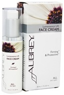 Aubrey Organics - Lumessence Lift Face Cream - 1 oz. - $24.98