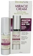 Biotech Corporation - DermaSilk Miracle Anti-Wrinkle Moisturizing Cream - 0.5 oz.