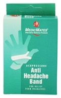 MedicMates - Acupressure Anti-Headache Band (781993900736)