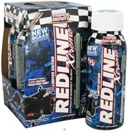 VPX - Redline Xtreme RTD Energy Drink 4 x 8 oz. Triple Berry - 4 Pack (610764389015)