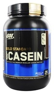 Optimum Nutrition - 100% Casein Gold Standard Chocolate Supreme - 2 lbs.