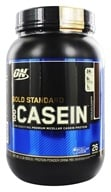100% Casein Gold Standard Chocolate Supreme - 2 lbs. by Optimum Nutrition