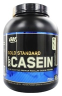 Image of Optimum Nutrition - 100% Casein Gold Standard Chocolate Supreme - 4 lbs.