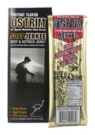 Protos Foods - Ostrim Jerkee Beef & Ostrich Jerky Teriyaki Flavor - 1 Stick(s), from category: Health Foods