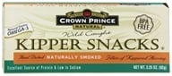 Crown Prince Natural - Kipper Snacks - 3.25 oz., from category: Health Foods